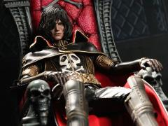 Space Pirate Captain Harlock MMS223 Captain Harlock with Throne of Arcadia 1/6th Scale Collectible Figure + $150 BBTS Store Credit Bonus