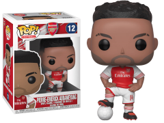 Pop! Football Premier League: Arsenal - Pierre-Emerick Aubameyang