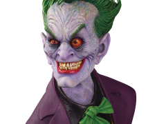 DC Gallery The Joker 1/1 Scale Bust Ultimate Edition