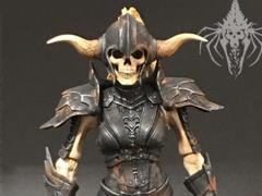 Mythic Legions Advent of Decay Skeleton Soldier Builder
