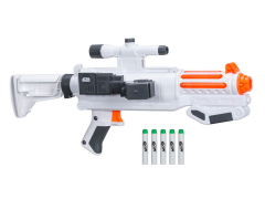Star Wars Captain Phasma (The Last Jedi) NERF Glowstrike Blaster Rifle