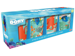 Finding Dory 16 oz Pint Glasses (Set of 4) - USA ONLY