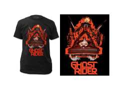 Marvel Ghost Rider Ghost Ride T-Shirt