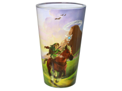 Legend of Zelda: Ocarina of Time Pint Glass