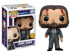 Pop! Movies: John Wick: Chapter 2 - John Wick (Chase)