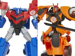 Transformers Robots in Disguise Warriors Wave 2 - Set of 2