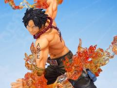 One Piece FiguartsZERO Portgas D. Ace Brother's Bond