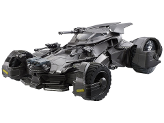 Justice League DC Comics Multiverse Batmobile