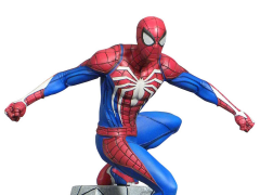 Spider-Man (2018 Video Game) Gallery Spider-Man Figure