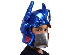 Transformers Optimus Prime Plush Helmet (Youth Size)