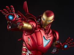 Marvel Adi Granov Artist Series Iron Man Extremis Mark II Statue