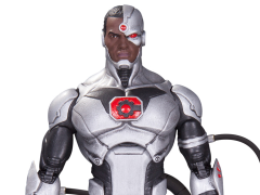 "DC Comics Icons 6"" Cyborg (Justice League Forever Evil) Deluxe Figure"