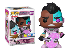 Pop! TV: Teen Titans Go! - Cyborg (Glow in the Dark) Exclusive