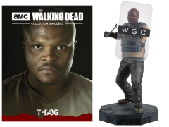 The Walking Dead Collector's Models - #23 T-Dog