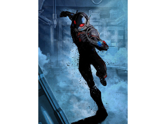 Marvel Dark Edition Ant-Man Displate Metal Print