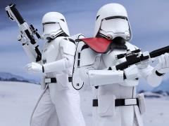 Star Wars: The Force Awakens MMS323 First Order Snowtroopers 1/6th Scale Collectible Figures Set