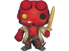 Pop! Comics: Hellboy - Hellboy PX Previews Exclusive
