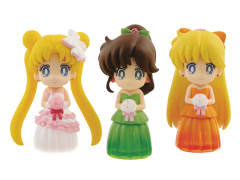 Sailor Moon Girls Memories Stellar Color Collection Volume 2 Set of 3