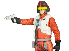 "Star Wars 3.75"" Jungle and Space Poe Dameron (The Force Awakens)"