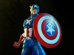 Marvel Comics Captain America 1/10 Art Scale Statue