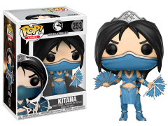 Pop! Games: Mortal Kombat - Kitana