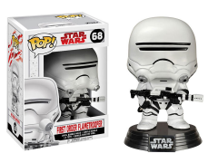 Pop! Star Wars: The Last Jedi - First Order Flametrooper
