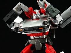 Transformers Masterpiece MP-18S Silverstreak (With Collector Coin)