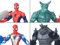 "Ultimate Spider-Man Vs. The Sinister Six 6"" Figures Set of 4"