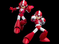 Mega Man 4Inch-Nel Jet Mega Man & Power Mega Man Figures Exclusive