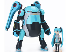 35 Mechatro WeGo Robot With Hatsune Miku