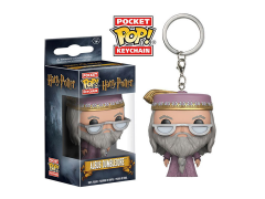 Harry Potter Pocket Pop! Keychain - Albus Dumbledore