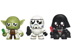 Exclusive Mini Mighty Muggs 3-Pack - Yoda, Darth Vader & Stormtrooper