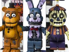 Five Nights at Freddy's Micro Construction Series 3 Set of 3