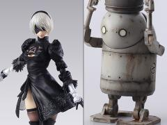 Nier: Automata Bring Arts 2B & Machine Lifeform Set