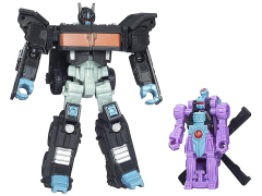 Transformers Thrilling 30 Legends Nemesis Prime & Spinister