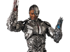 Justice League MAFEX No.063 Cyborg