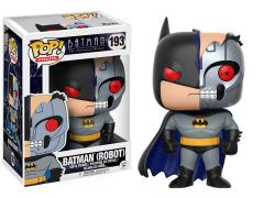 Pop! Heroes: Batman The Animated Series - Batman (Robot)