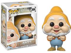 Pop! Disney: Snow White and the Seven Dwarfs - Happy