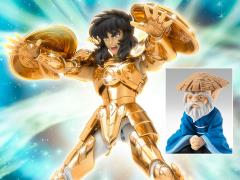 Saint Seiya Saint Cloth Myth EX Libra Dohko & Old Master Roshi (Original Color Edition) Exclusive
