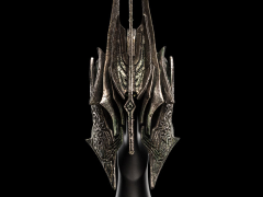 The Hobbit Ringwraith of Forod 1/4 Scale Wraith Helm Limited Edition