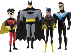 "The New Batman Adventures Bendable Figure - ""Masked Heroes Set"""