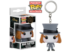 Alice Through the Looking Glass Pocket Pop! Keychain - Mad Hatter
