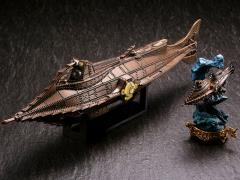 20,000 Leagues Under the Sea Figure Complex Movie Revo No.007 Nautilus & Mini Vignette