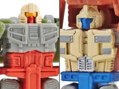 Transformers War for Cybertron: Siege Micromaster Topshot & Flak Two-Pack