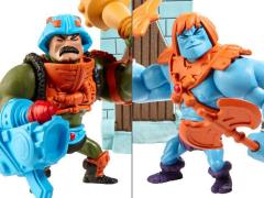 Masters of the Universe Classics Mini Man-at-Arms & Mini Faker