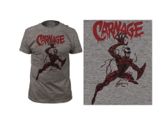 Marvel Carnage Action Pose T-Shirt