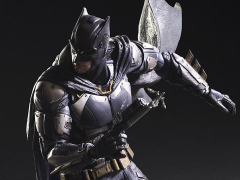 Justice League Play Arts Kai Batman (Tactical Suit Ver.)