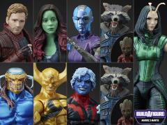 Guardians of the Galaxy Vol. 2 Marvel Legends Wave 2 Case of 8 (Mantis BAF)