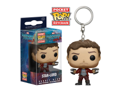 Pocket Pop! Keychain: Guardians of the Galaxy Vol. 2 Star-Lord