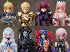 Fate/Grand Order Duel Collection Figure Wave 1 Box of 9 Figures